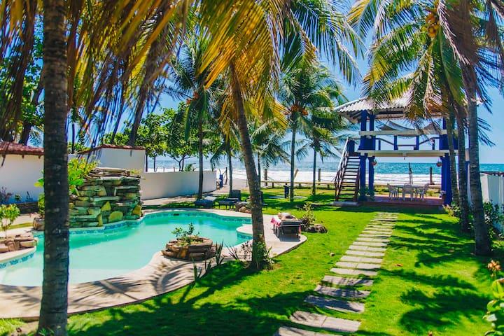Costa del Sol El salvador Entire Beach House