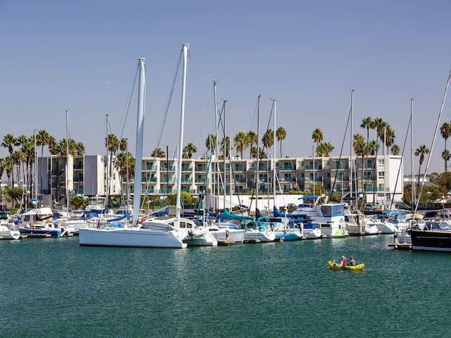 your marina getaway