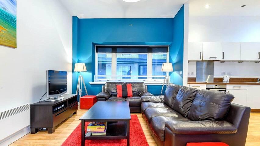 City Center Luxury Apartment