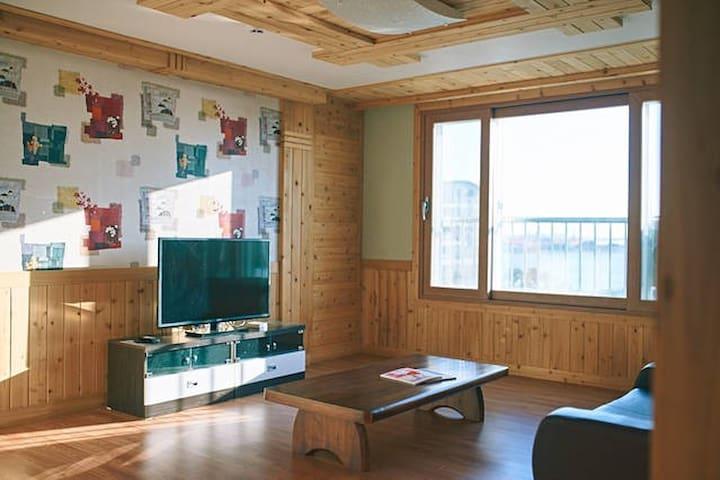 성산일출봉바다뷰하우스(집전체) - Seongsan-eup, Seogwipo-si - Apartment