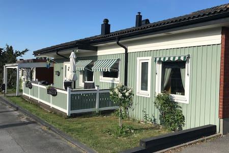House close the archipelago and Stockholm city