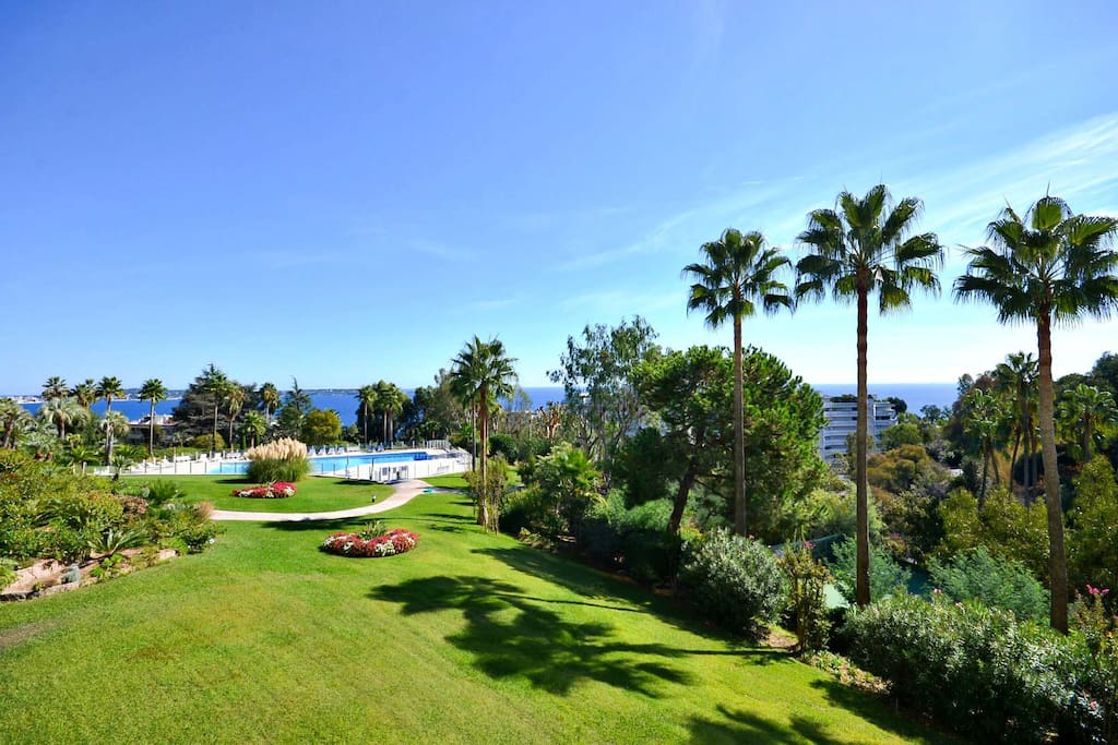 Luxury Residence Cannes Eden California In Cannes Flats For Rent In Vallauris Provence Alpes