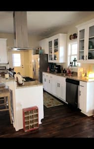Pam's Farmhouse Country Setting - Oxford - Casa