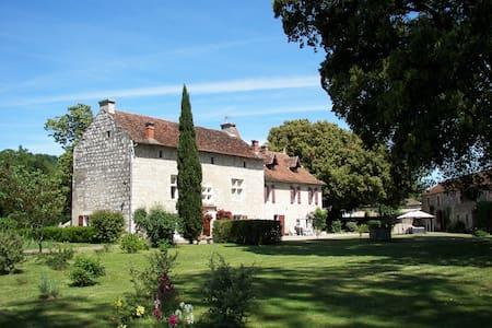Domaine du  Noble ,une demeure du XVII ème siècle.