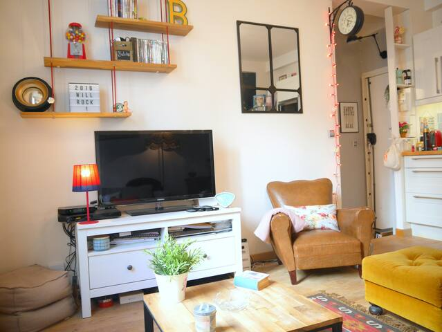 Beautiful & cosy appartment near trendy Bastille! - Paris