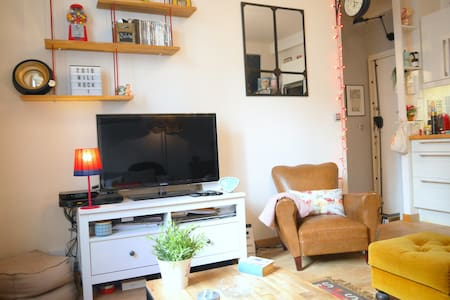 Beautiful & cosy appartment near trendy Bastille! - Paříž - Byt