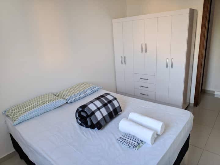 Apartamento 32 Privado no Centro de Lorena
