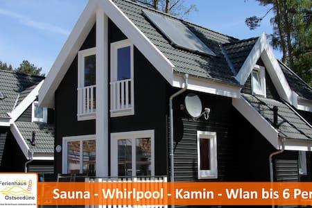 Ferienhaus Ostseedüne Glowe - Rügen - Glowe