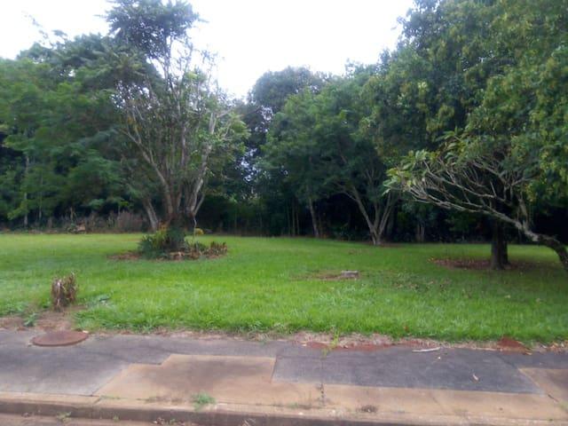 Casa de Campo - Salto Osório - Quedas do Iguaçu
