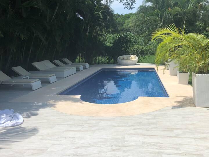Casa de Cielo Puro - Private paradise step 2 beach