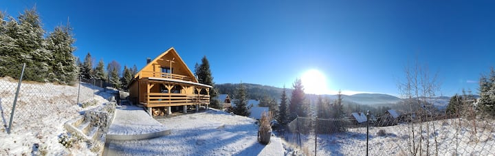 CasaSol | Domek w Beskidach | New Mountains Chalet