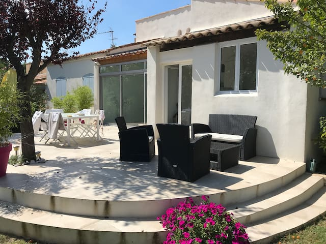 Charmante maison en Provence