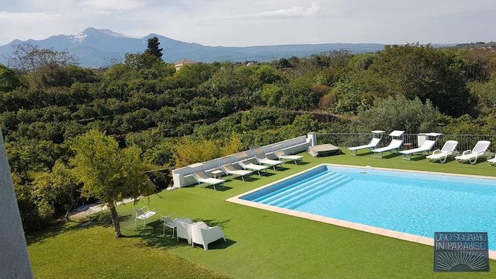 Casa vacanza 1 uno sguardo in paradiso
