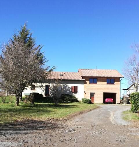 Cottage farm Baffour