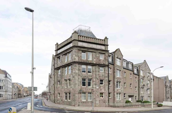 Executive 3 Bedroom Flat in Aberdeen