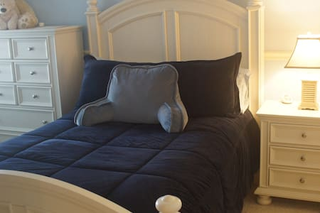 PRIVATE BED AND BATH IN A LOVELY HOME - Antioch - Talo