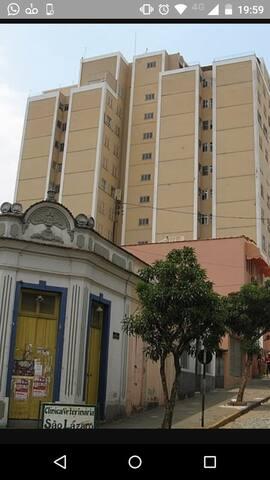 Apartamento no centro de Caxambu - Caxambu - Byt