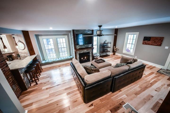 Ellicottville Snow Villa