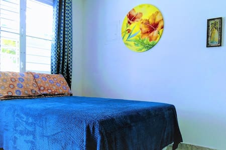SanJuan2*PRIVATE STUDIO*A/C+Parking+WiFi+NearTrain