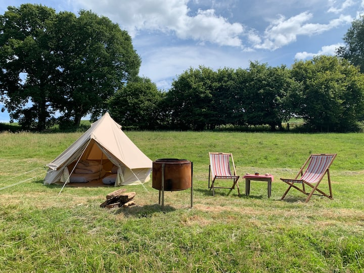 South Downs Bell Tent