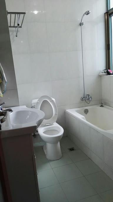 房客独用的卫生间