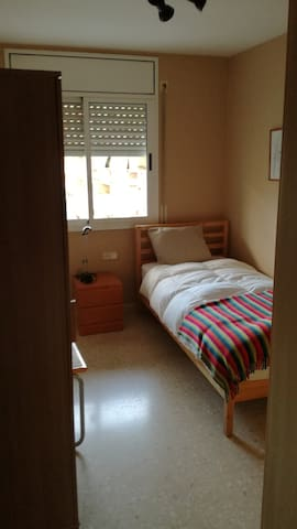Homely room near the airport - El Prat de Llobregat