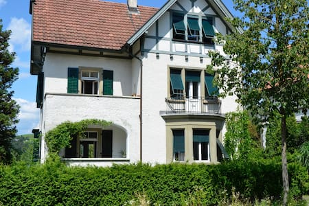Charming Villa in the heart of Switzerland - Burgdorf - Wohnung