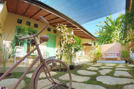 Casa Tropical, Gili Trawangan, double room #5