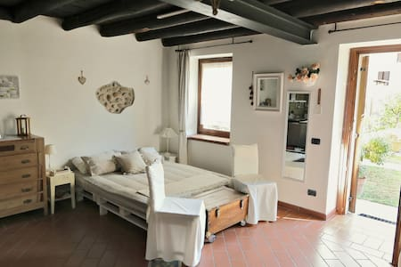Studio flat -between Lake Garda and Verona - Lugagnano