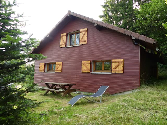Maison chalet dans un environnement bucolique - Ventron - Dům