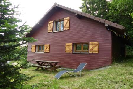 Maison chalet dans un environnement bucolique - Ventron