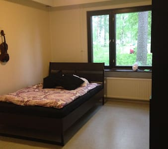 Big room, 15min from Citycentre - Jyväskylä - 公寓