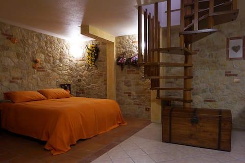 LOVELY PRIVATE Room/ Bathroom. La casa di Rossy