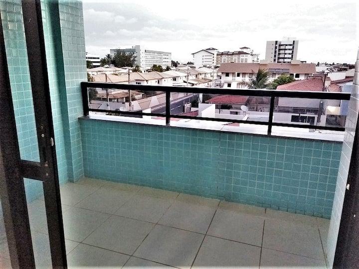 Apartamento aconchegante próximo a orla de Atalaia