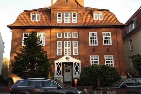 Naturstadtvilla - Hildesheim - Apartament