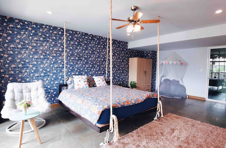 豪华吊床房A202