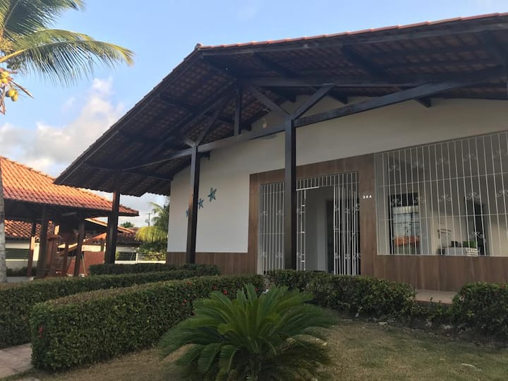 Casa inteira, ampla e confortável em Salinópolis