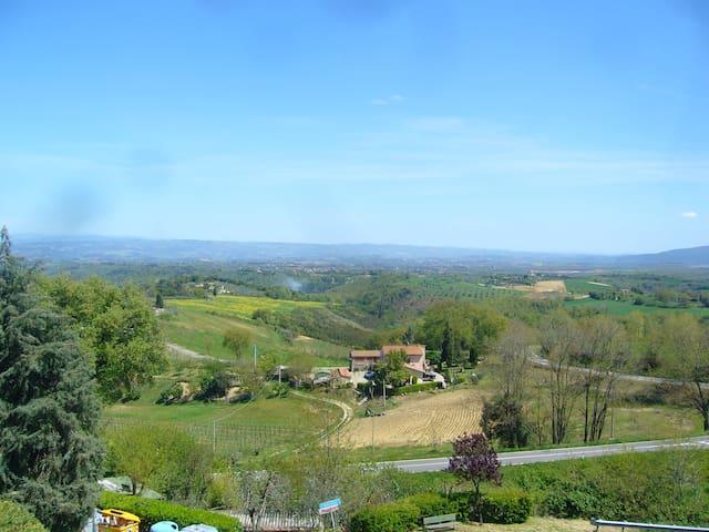 La Stadera - Castel San Gimignano - Departamento