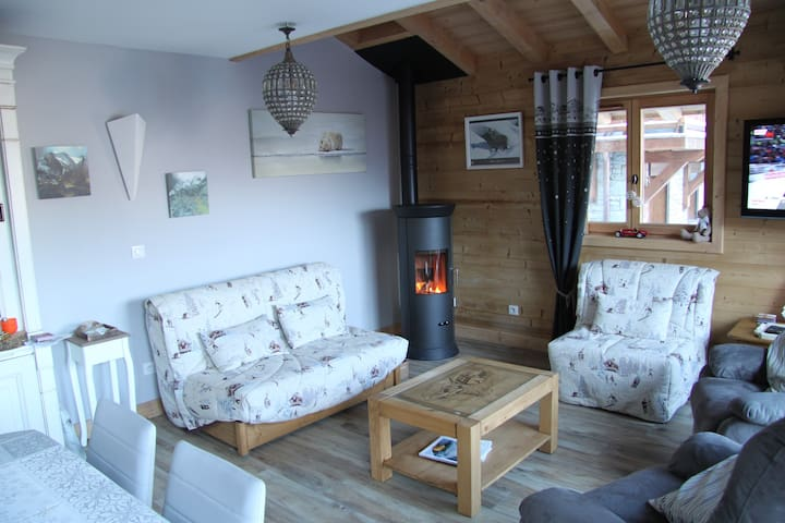 New Flat in Courchevel La Tania - La Perrière - Appartement
