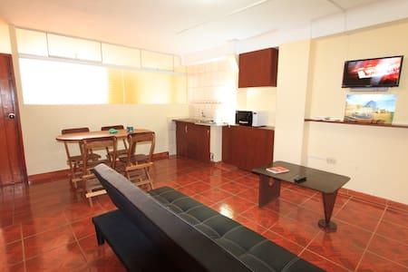 Two-bedroom Mini-apartment near downtown Cusco