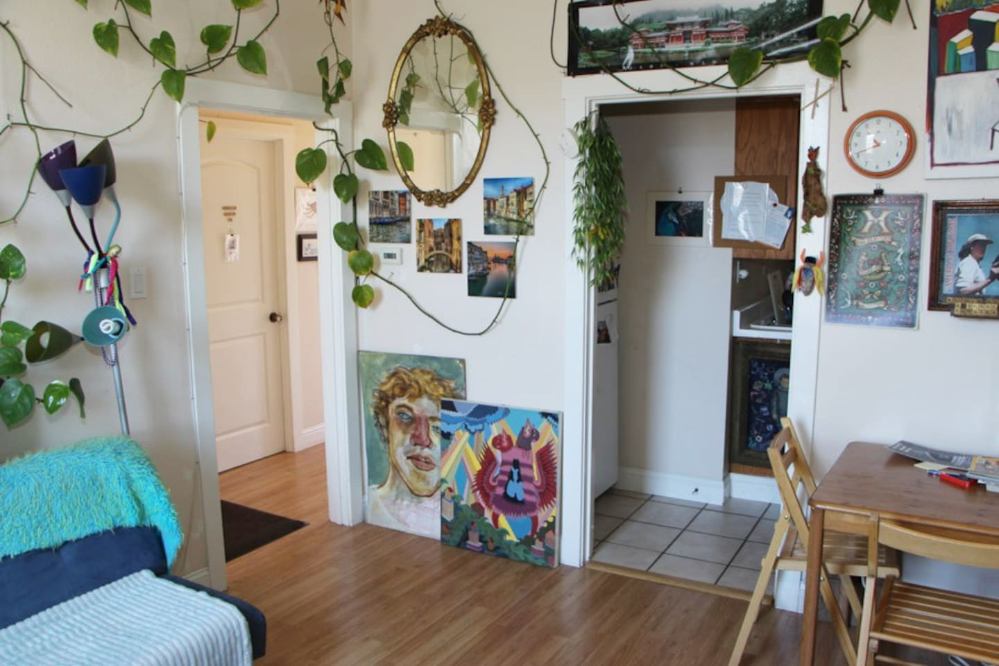 Awesome n cute  Bernal/ Mission rm  1 or 2 people