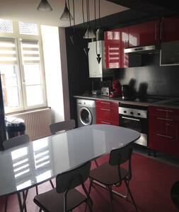 2 chambres appartement en duplex - Apartment