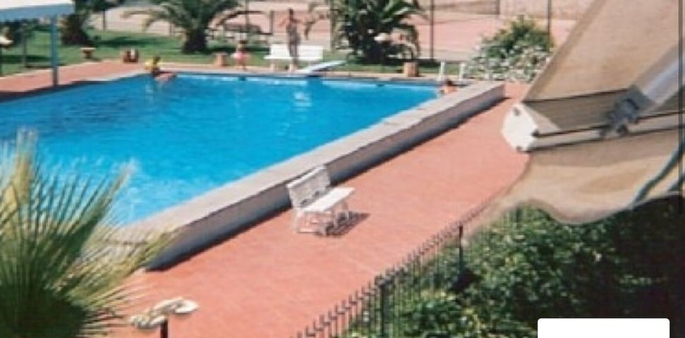 Villetta con piscina - Mascali - Apartemen