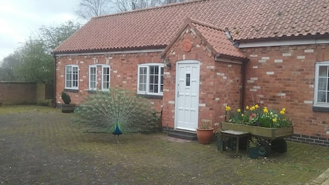 Quiet cottage close to Prestwold & Loughborough