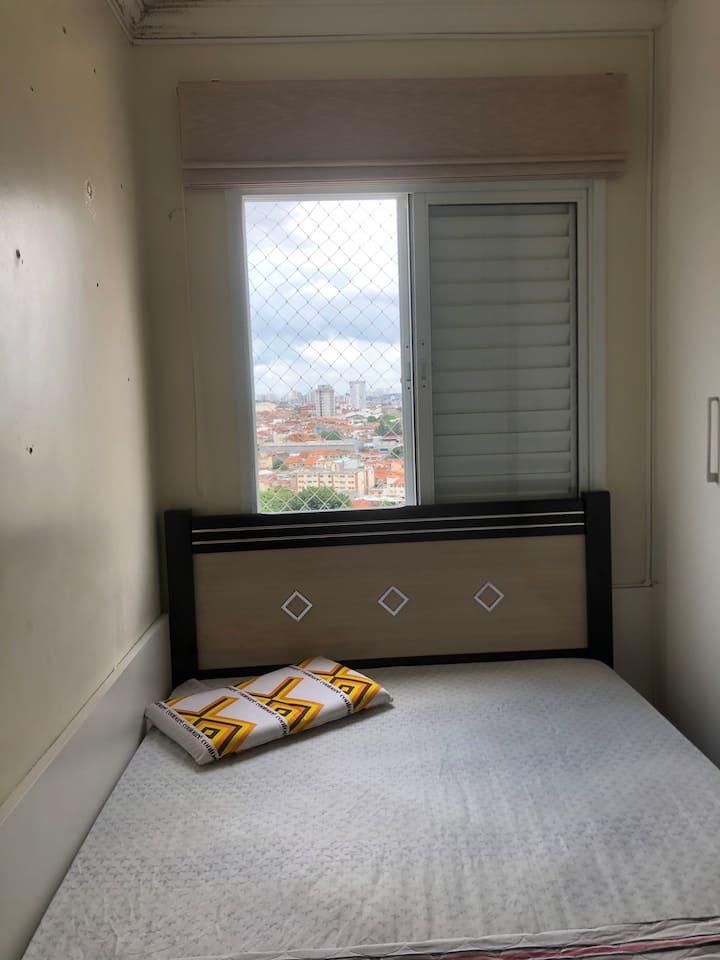Apto com um quarto livre Sorocaba