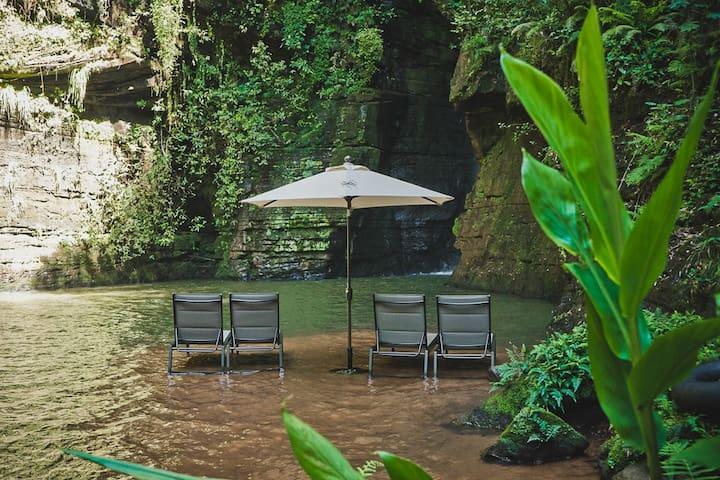 Cachoeira Privativa