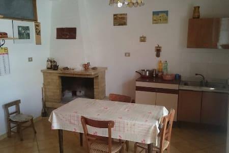 Calabria holiday apartments - Castelsilano - Apartmen