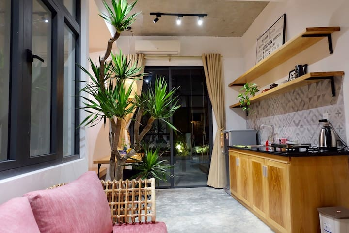 Private cosy / quite place★central city★for 3pp