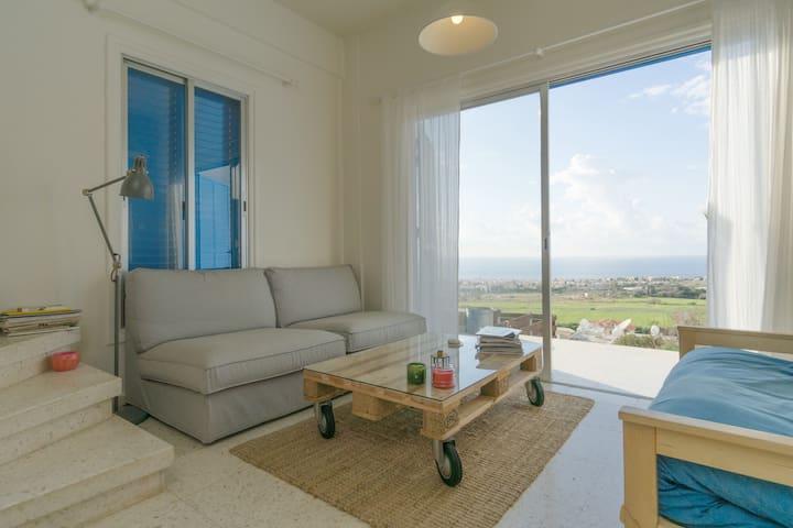 Breathtaking sea views , Paphos - Chloraka - Huis