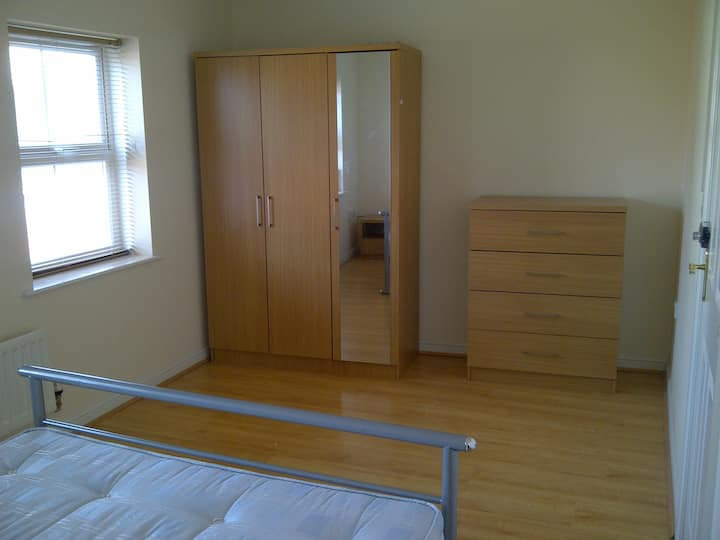 Modern Double furnished room